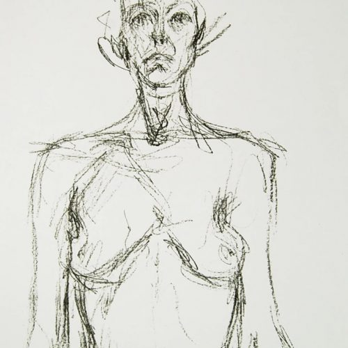 Alberto-Giacometti-Bust-of-A-Nude-156-Derriere-Le-Miroir-772