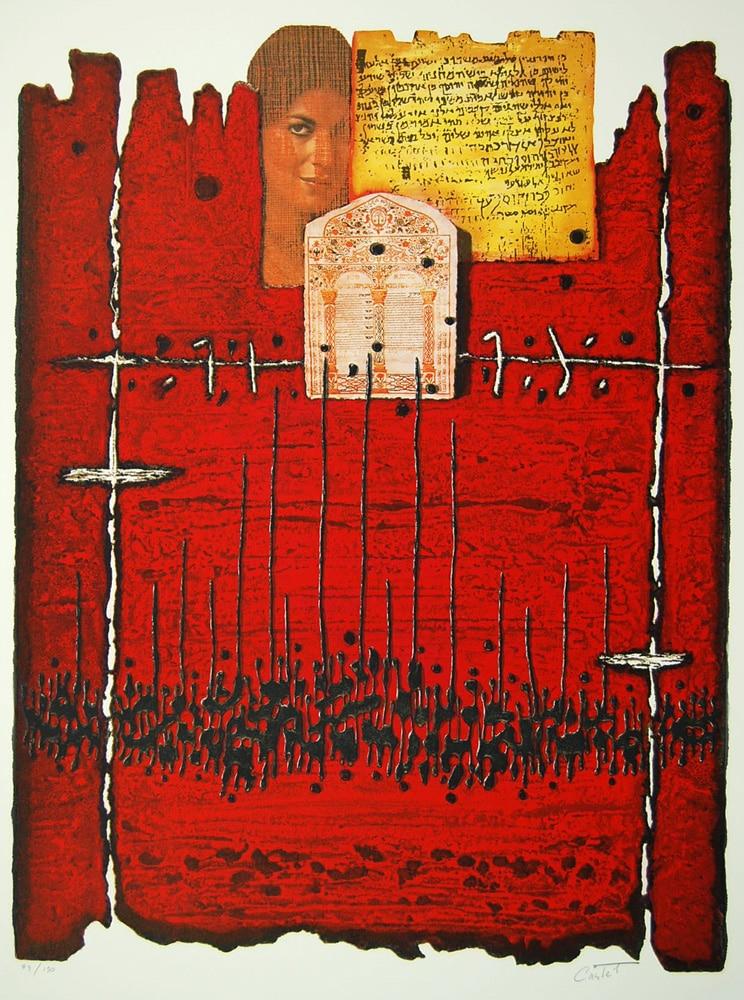 Moshe-Castel-ABOVE-JERUSALEM-151