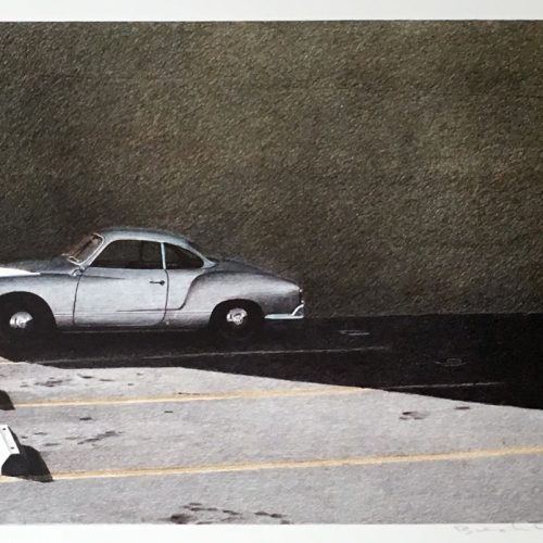 Robert-Bechtle-Oakland-Blue-Ghia-1979-Signed-Limited-Edition-Lithograph-(4)