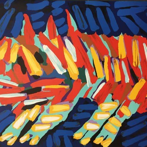 Karel-Appel-Clown-Cat-Pencil-Signed-Limited-Edition-Art-Lithograph-197911122018-(4)