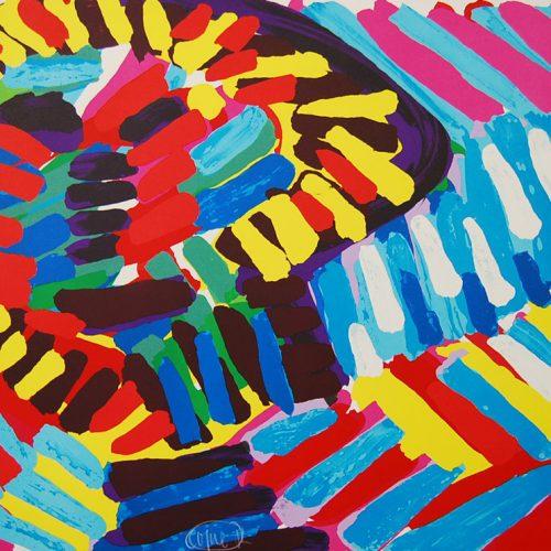 Karel-Appel-Face-in-the-Colorful-Rain-483