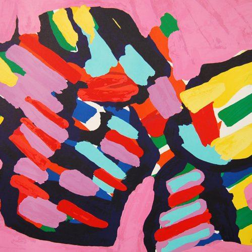 Karel-Appel-Pink-Horse–577