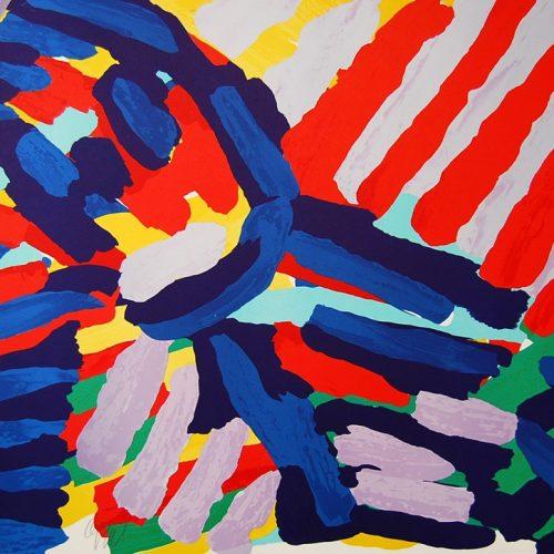 Karel-Appel-Walking-in-colors823
