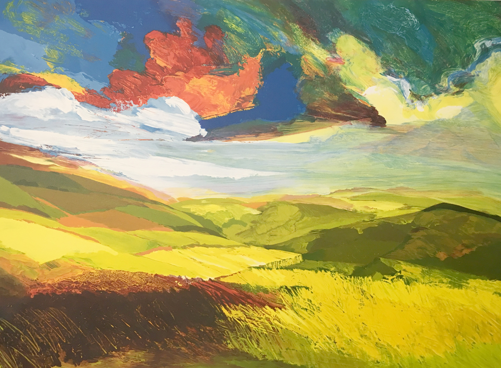 David-Leverett–Affirmation-British-Expressionist-Landscape-Signed-Lithograph02262018-(5)