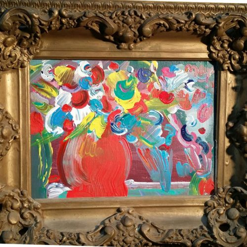 Peter Max 9 x 12 in Frame 2 Resized copy