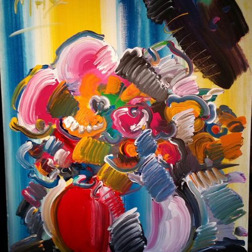 Peter-Max-Abstract-Flowers-1