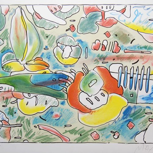 Peter-Max-Abstract-Flowers-130_20170310_5053