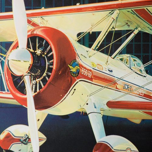 Ted-Wilbur-Bi-Plane-1981–Silkscreen-signed-and-numbered-in-pencil20171115_0461