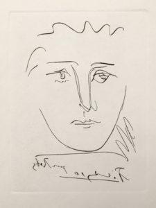 Pablo-Picasso-Pour-Roby-(L'Age-de-Soleil,1950)-Etching-on-arches-paper05172018