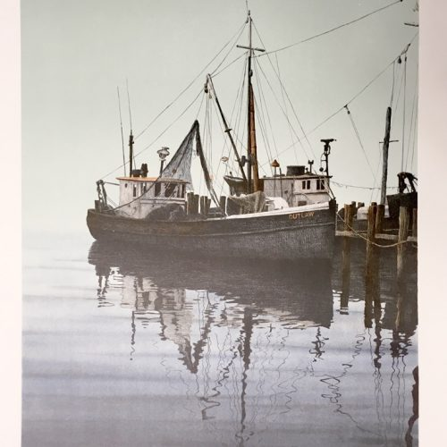 Helen-Rundell-Lithograph-Early-Morning-on-Greenport08302018-(5)