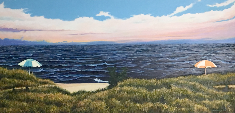 Roderick-W.-O'Flaherty-Poles-Apart-January-2002-Acrylic-Painting1322-(4)