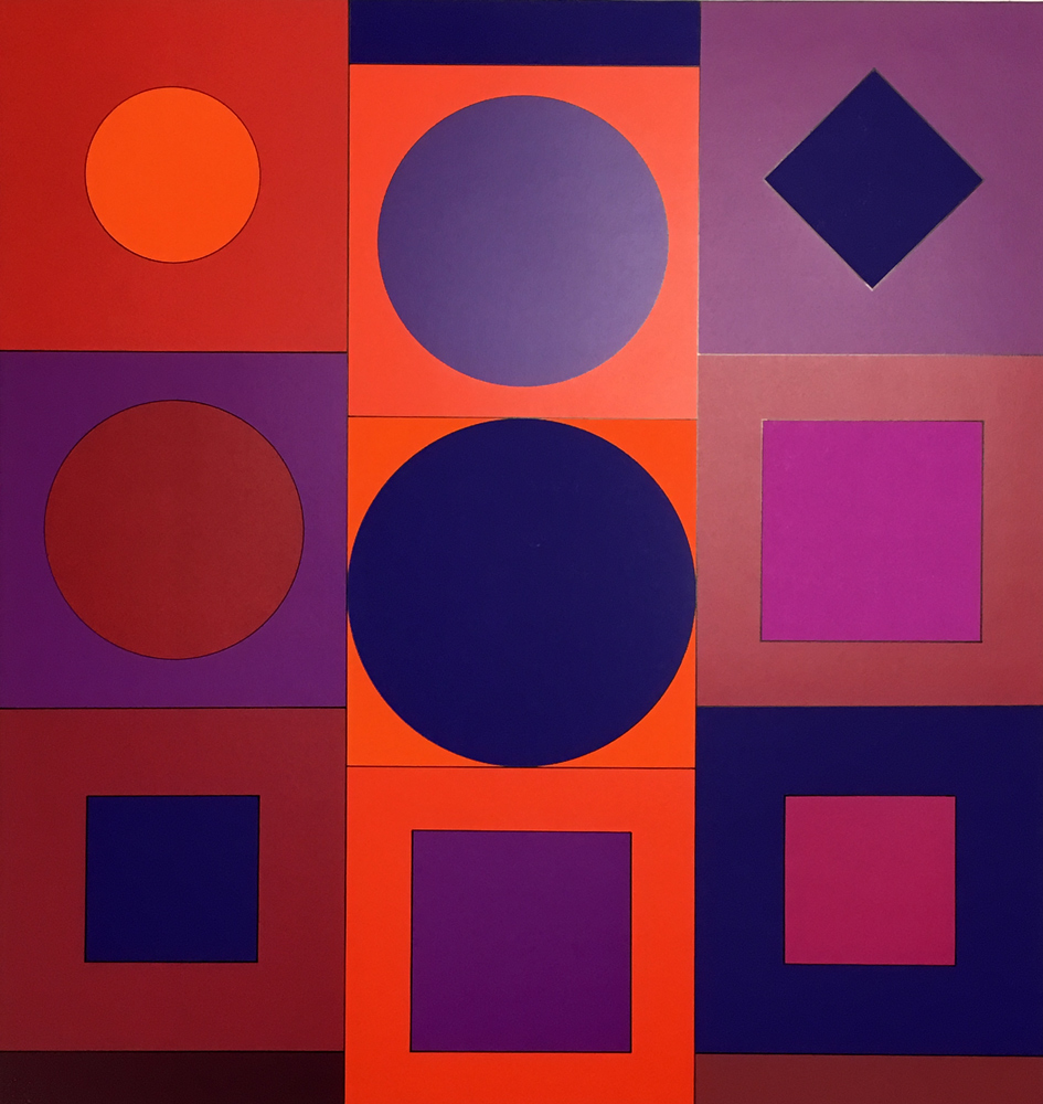 Victor-Vasarely-Granat-from-the-portfolio-Lapidaire-Signed-1968-Limited-Edition-Silkscreen1755-(4)