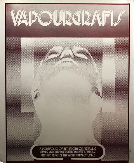 Dennis-Brulc-Vapourgrafis-Cover-Original-Signed-Art-380442175033