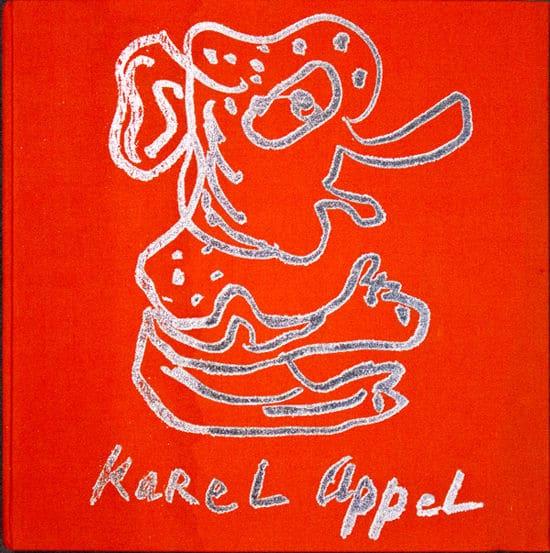 Karel-Appel-The-Face-of-Appel-cloth-bound-book-1977