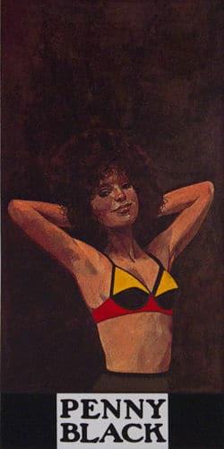 Sir-Peter-Blake-Penny-Black-1972-Original-Signed-Art-Silkscreen-380442175005